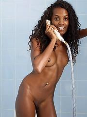 Valerie Blue Shower