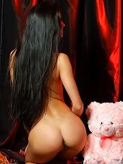 Maria | Pink Teddy